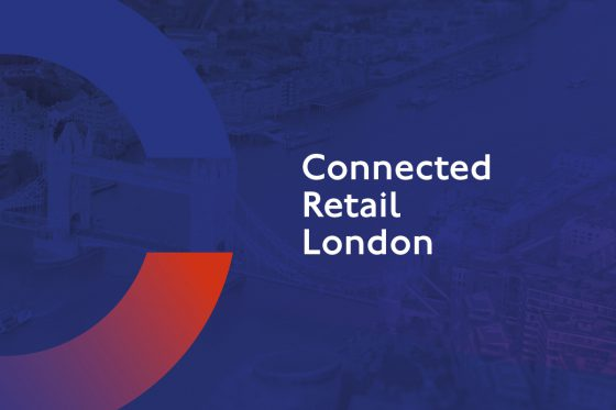 Connected retail London competition banner
