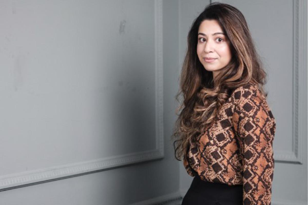 Portrait of Leila Siddiqi