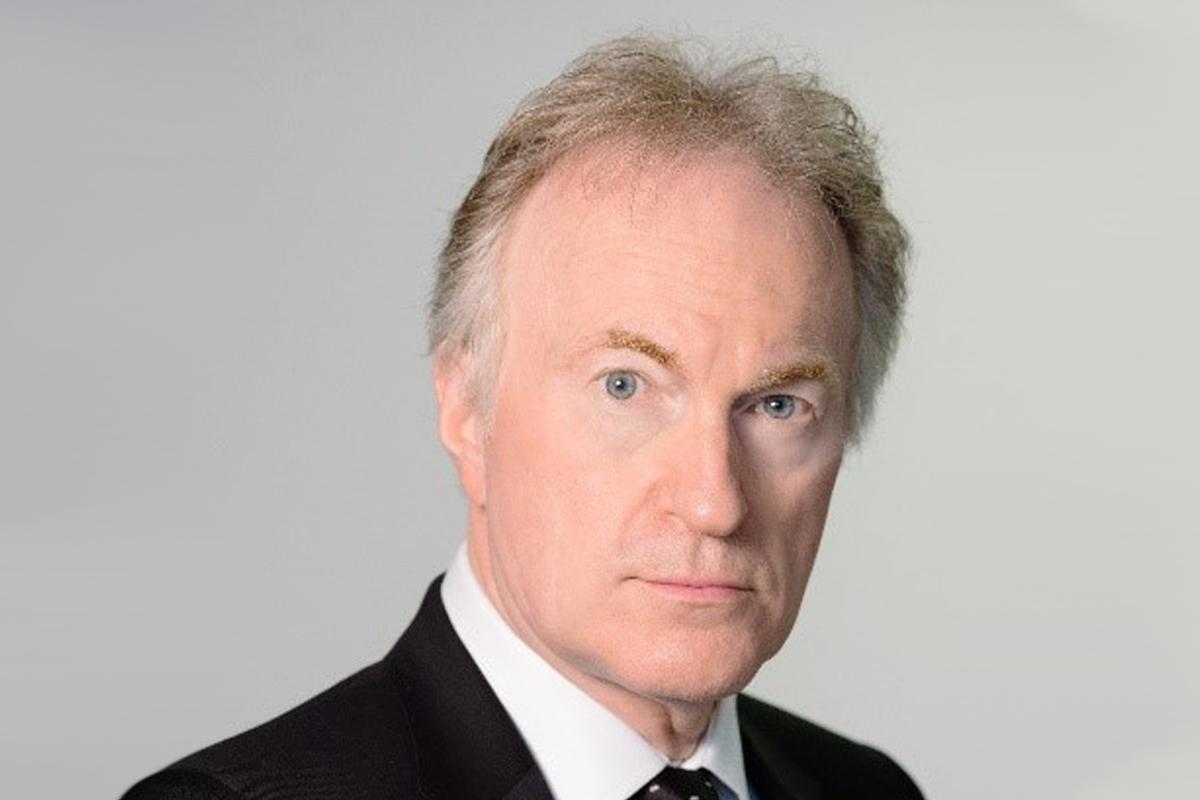 Portrait of Christopher MacLeod