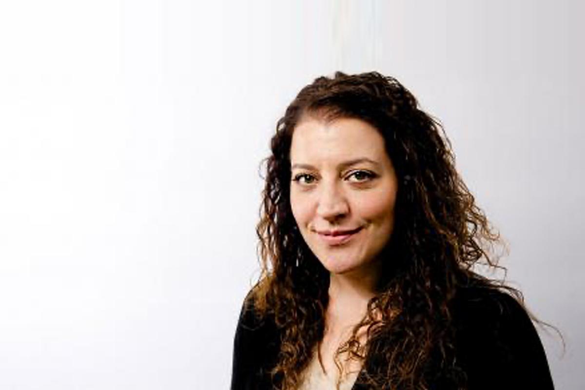 Portrait of Leah Kreitzman