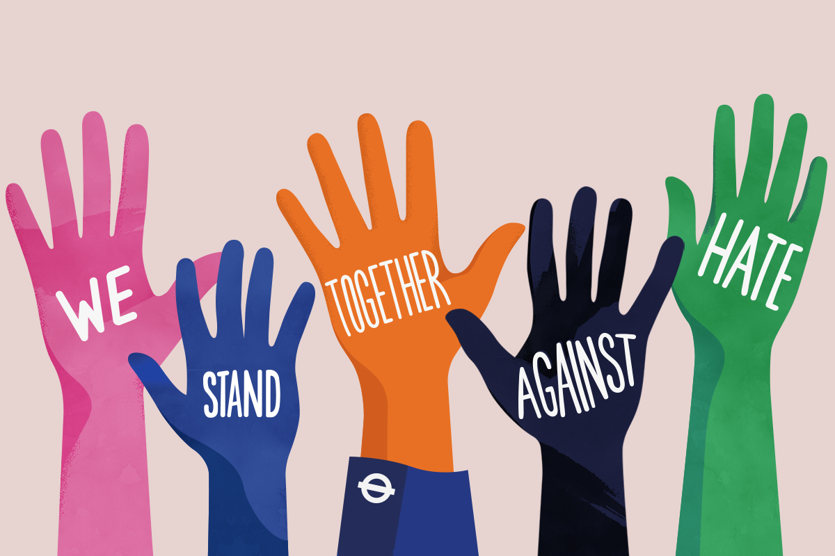 Together Against Hate campaign
